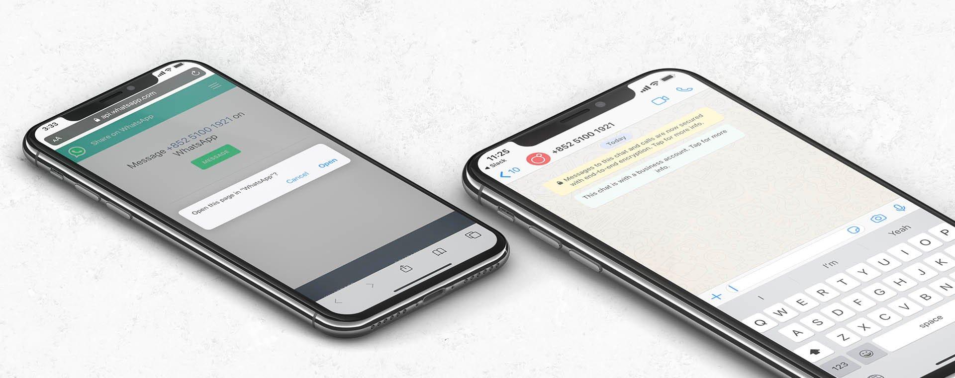 WhatsApp Business - Messaging