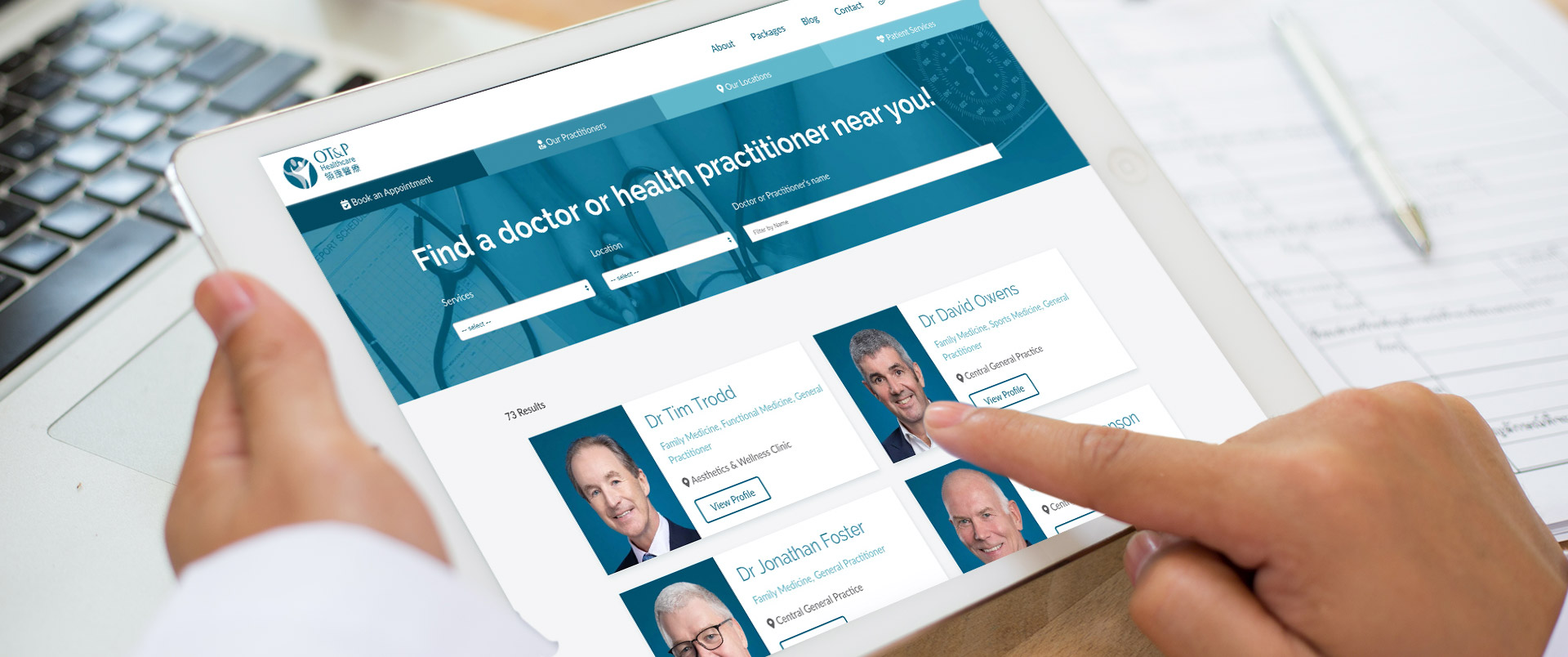 Website_doctors