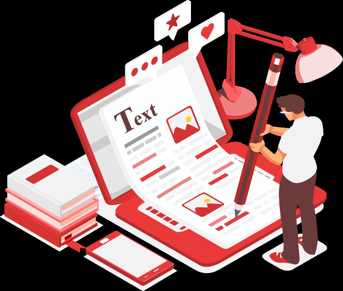 Inbound marketing & content development