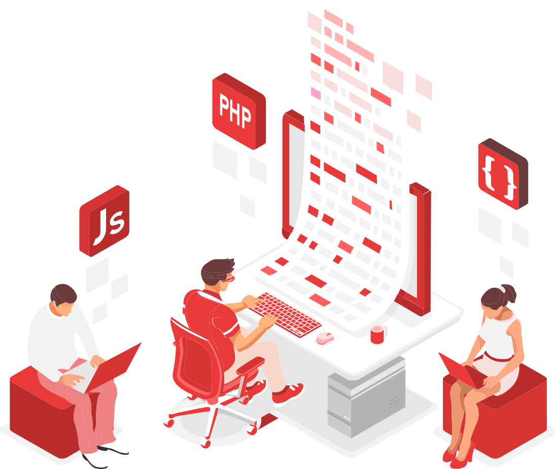 Website development and integrations