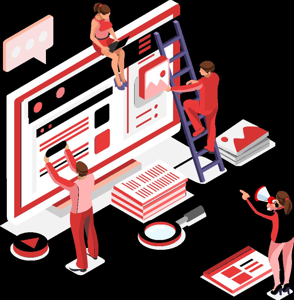 Website optimisation and inbound marketing